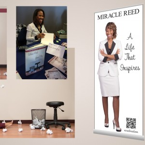Custom Print Production for Miracle Reed