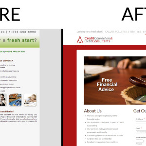 AAA Credit Counsellors (Before and After)