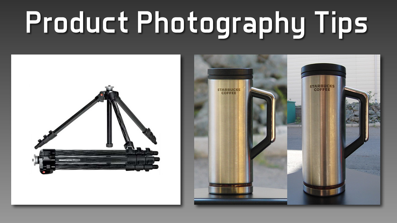Product photography tips for small businesses